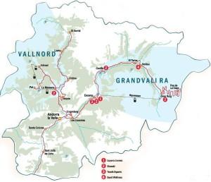 Горные лыжи Андорра