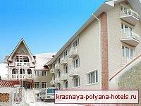 Отель «Вилла Уютная», Красная Поляна