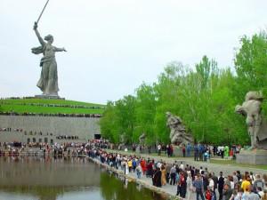 Обзорные экскурсии по Волгограду