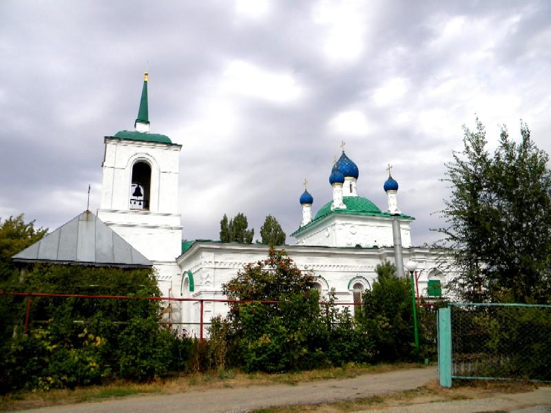 Храмы и монастыри Волгоградской области