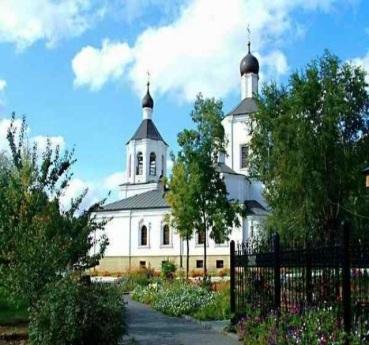 Мужской Свято-Троицкий Каменно-Бродский монастырь
