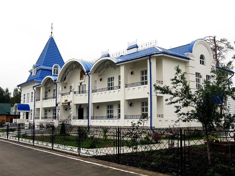 храмы Раифского монастыря