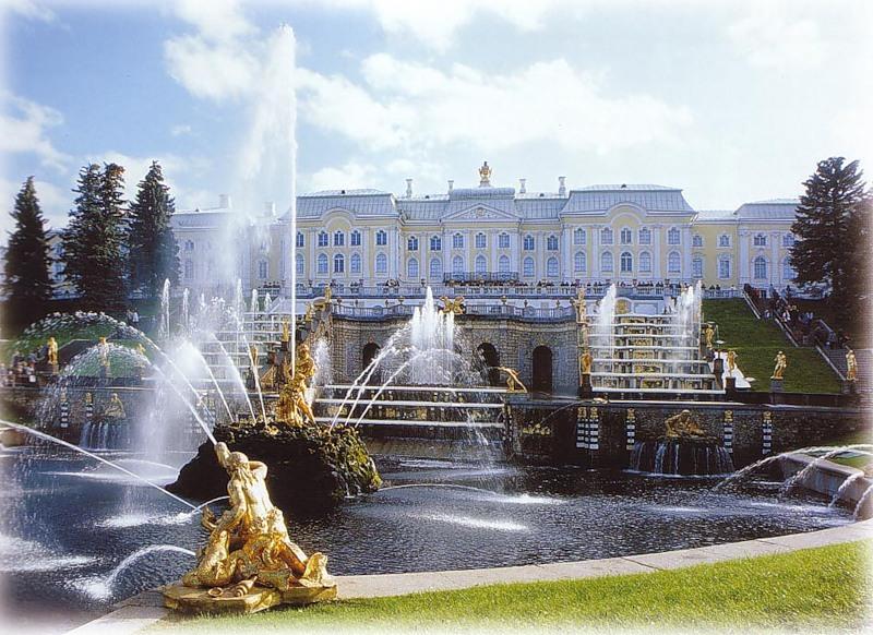 Школьные туры в Санкт-Петербург.