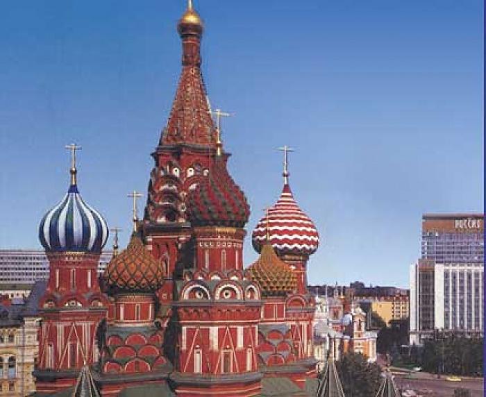 Школьные туры в Москву