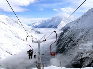 горнолыжные курорты Приэльбрусья