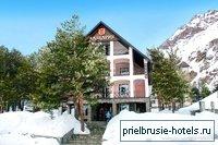 Гостиница «Балкария», поляна Азау