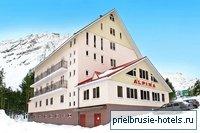 Отель «Alpina», поляна Азау