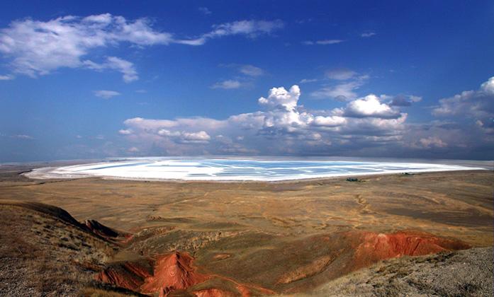 Экскурсия  на уникальное соленое озеро «Баскунчак»