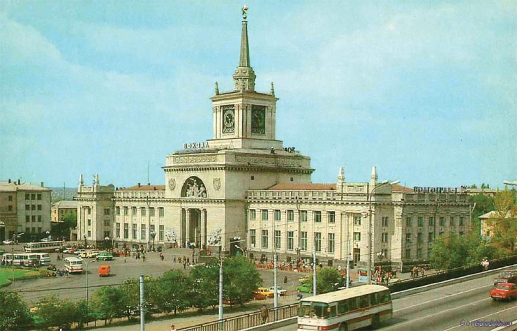 Достпримечательности Волгограда