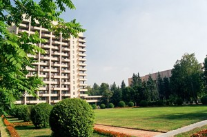 Курорты Московской области